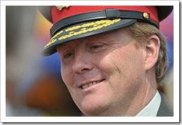 Prince Willem Alexander
