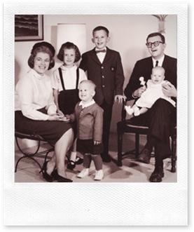 Plona Family 1965