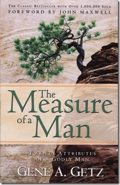 The measure of a man_web