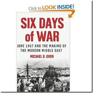 six day war