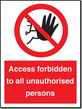 access forbidden