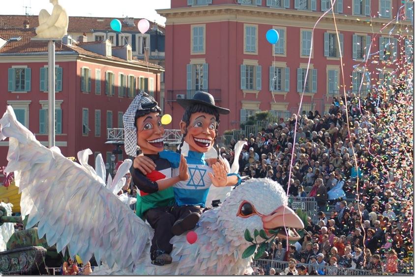 carnival Israel Peace
